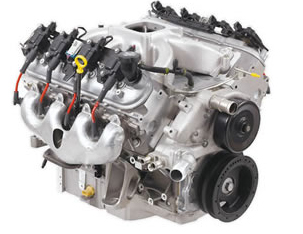 Chevrolet Trailblazer Rebuilt Engines