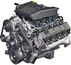 Dodge V8 4.7L High Output Engines