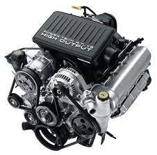 Jeep Engines V8